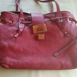 AUTHENTIC RED PURSE